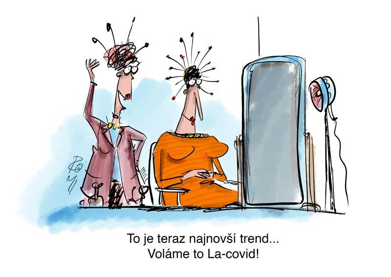 la-covid hair
